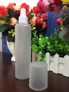 150ml Cosmetic Plastic Bottle with Lotion Dispenser (PPC-PB-150) pictures & photos