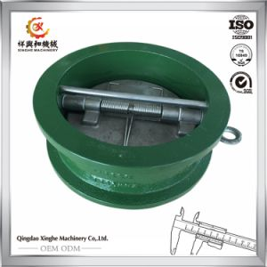 OEM Casting Iron Ductile Iron Casting with Green Painting pictures & photos