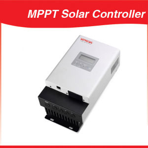 MPPT Hybrid Solar Charge Controllers 12V 24V with Solar Power Station, Home Solar Power System etc Application pictures & photos