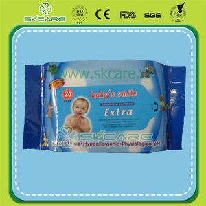 Baby Wet Wipe Manufacturer in China Private Label pictures & photos