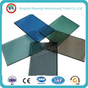 0.38 Clear or Colored PVB Laminated Glass pictures & photos