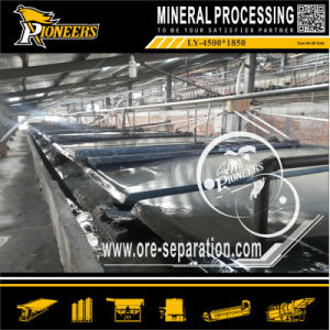 Mineral Ore Recovery Gravity Concentration Shaking Table for Sale