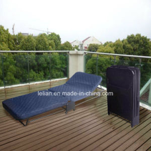 Metal Home Furniture Folding Bed Foldable Bed pictures & photos