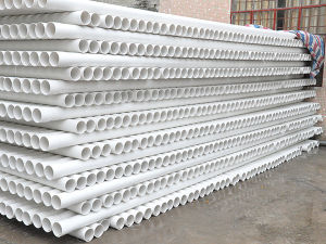 Electric Wires PVC-U Pipe pictures & photos