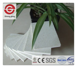 Fireproof Material Glass Fiber Magnesium Oxide Board for Fireplace pictures & photos