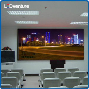 Indoor Full Color Large LED Screen Wall for Advertising Solution pictures & photos