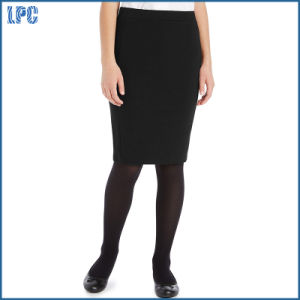 Senior School Girls′ Ponte Tube Skirt pictures & photos