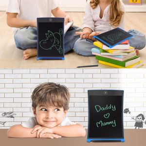 8.5′′ LCD Writing Tablet Drawing Board Paperless Digital Notepad Rewritten Pad for Draw Note Memo Remind Message pictures & photos