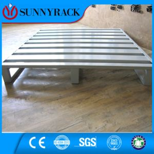Powder Coating High Load Capacity Steel Storage Pallet pictures & photos