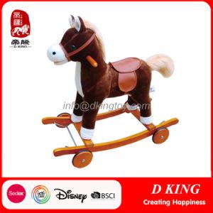 Rocking Horse Children Playground Equipment Baby Kids Toy