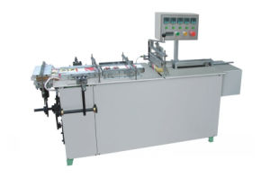 3D Cellophane Wrapper Machine for Cosmetics Box pictures & photos