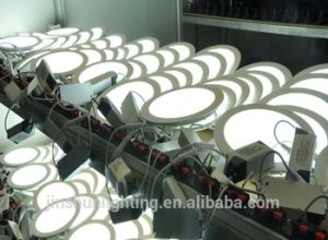 China Factory Hot Sale LED Panel Light 6W18W24W Cr RoHS pictures & photos