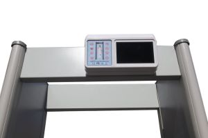 Arched Security Walk Through Metal Detector with Touch Screen pictures & photos