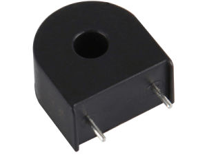 1000: 1 10A 50ohm 5mm Hole PCB Mounting Current Transformer pictures & photos