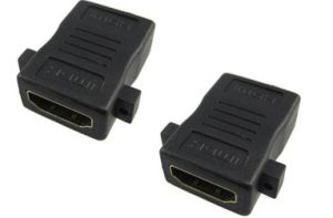 HDMI Female to HDMI Female Adapter pictures & photos