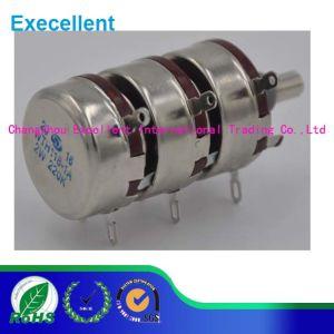 Wth118 Linear Taper Three Gang 2W Watt Carbon Potentiometer