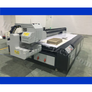 Large Format Metal Aluminum Sheet UV LED Flatbed Printer pictures & photos