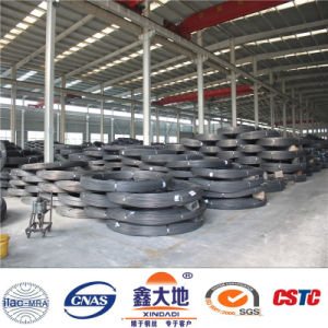 8mm Hollow Slabs Used Low Relaxation Prestressed Concrete Wire pictures & photos