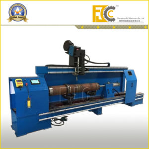Oil Cylinder Parts Welding Machine with PLC pictures & photos