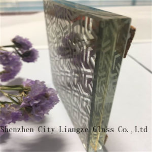 Laminated Glass/Silk Printed Glass/Tempered Glass with Simple Style for Building pictures & photos