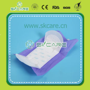 Hot Sale Ultra Thin Women Sanitary Napkin with Release Paper pictures & photos