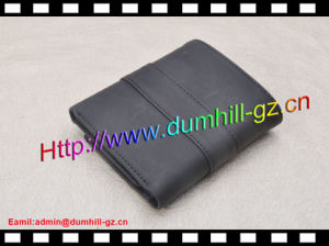 High Quality Mens Cowhide Genuine Leather Wallet with Credit Card Holder, Purse pictures & photos