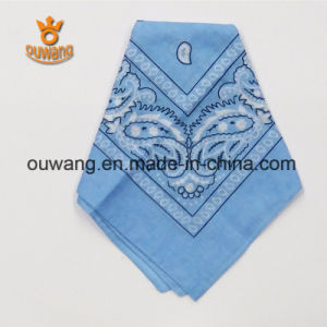 Hot Selling Wholesale Western Bandanas 100% Cotton pictures & photos