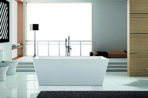 (K1514) Freestanding Acrylic Bathtubs / Massage Whirlpool Bathtubs pictures & photos