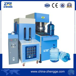 Made in China Semi Automatic Blow Molding Machine, Pet Plastic Bottle Making Machine pictures & photos