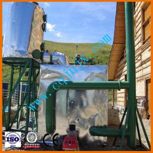 Jnc Series Dirty Engine Oil Pyrolysis to Diesel Waste Oil Distiller pictures & photos