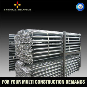 High Strength Scaffolding Ringlock Horizontal Brace pictures & photos