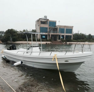 26FT Center Console Fiberglass Fishing Panga Boat for Sale Australia pictures & photos