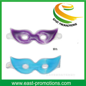 Cool and Hot Gel Eye Mask Usage for Relexing Eye pictures & photos
