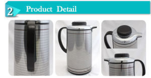 Hotel Thermo Outer Body Glass Liner Insulated Carafe (JGBE) pictures & photos