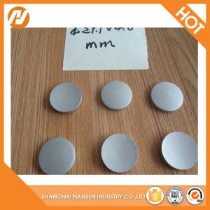 Circle Sheet Tumbling Flat Concave Round Concave Aluminum Alloy Slugs pictures & photos