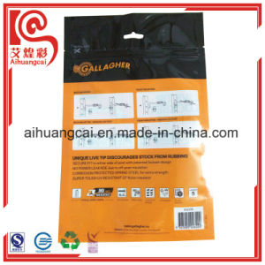 Side Seal Plastic Powder Food Bag pictures & photos