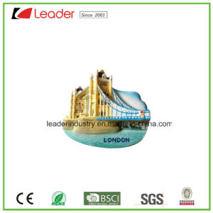 Polyresin Fridge Magnet with Italy Building Design for Souvenir Collection and Promotion Gifts pictures & photos