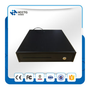 Cheapest Rj11 Three Locks Plastic POS Cash Drawer for Supermarket HS335 pictures & photos