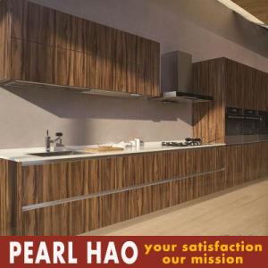 Modular Melamine Wood Kitchen Cupboard Cabinet pictures & photos