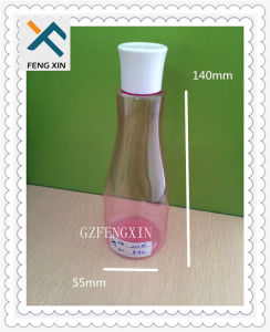 Screw Cap Sealing Type and Shampoo Use 300ml Plastic Shampoo Bottle pictures & photos