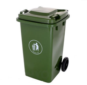 Top Supplier Best Price Sale Large Outdoor Industrial Plastic Dustbin pictures & photos