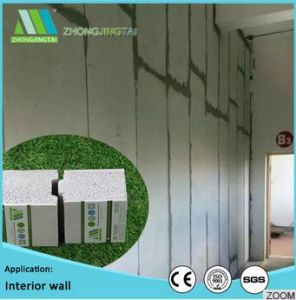 Exterior Wall and Interior Wall Polystyrene Panels pictures & photos
