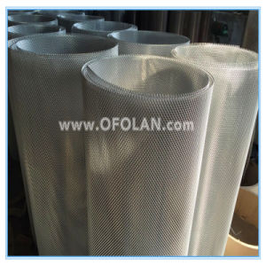 Stretching Titanium Anode Mesh for Pharmaceutical Wastewater Treatment pictures & photos