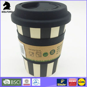 BPA Free Biodegradable Bamboo Coffee Mug pictures & photos
