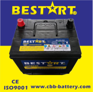 USA Standard SMF Car Battery 12V 60ah Starting Battery Bci-35 pictures & photos