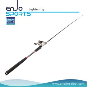 Lightening Two-Sections Carbon Fiber Casting Rods with FUJI Sic Guides pictures & photos