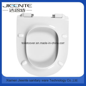New Soft Close Toilet Seat Hinges Slimed Design pictures & photos