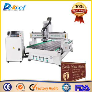 Customized Furniture Linear Atc Wood Production Carving Router Machine pictures & photos