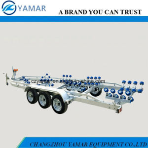 8.7m Heavy Duty Boat Trailer pictures & photos