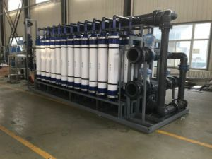 Aqucell PVDF UF Membrane High Pollution Resistence for All Kinds of Waste Water pictures & photos